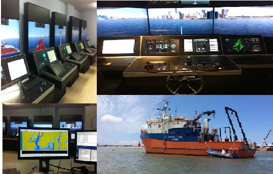 Grado en Náutica y Transporte Marítimo